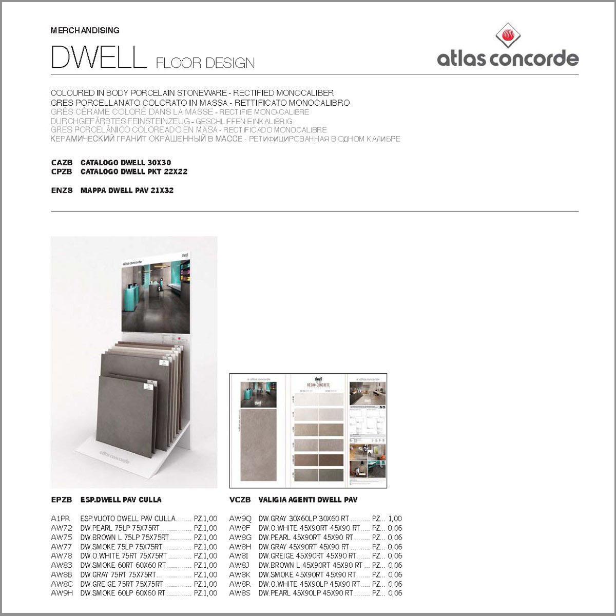 Catalogo Schede Merchandising