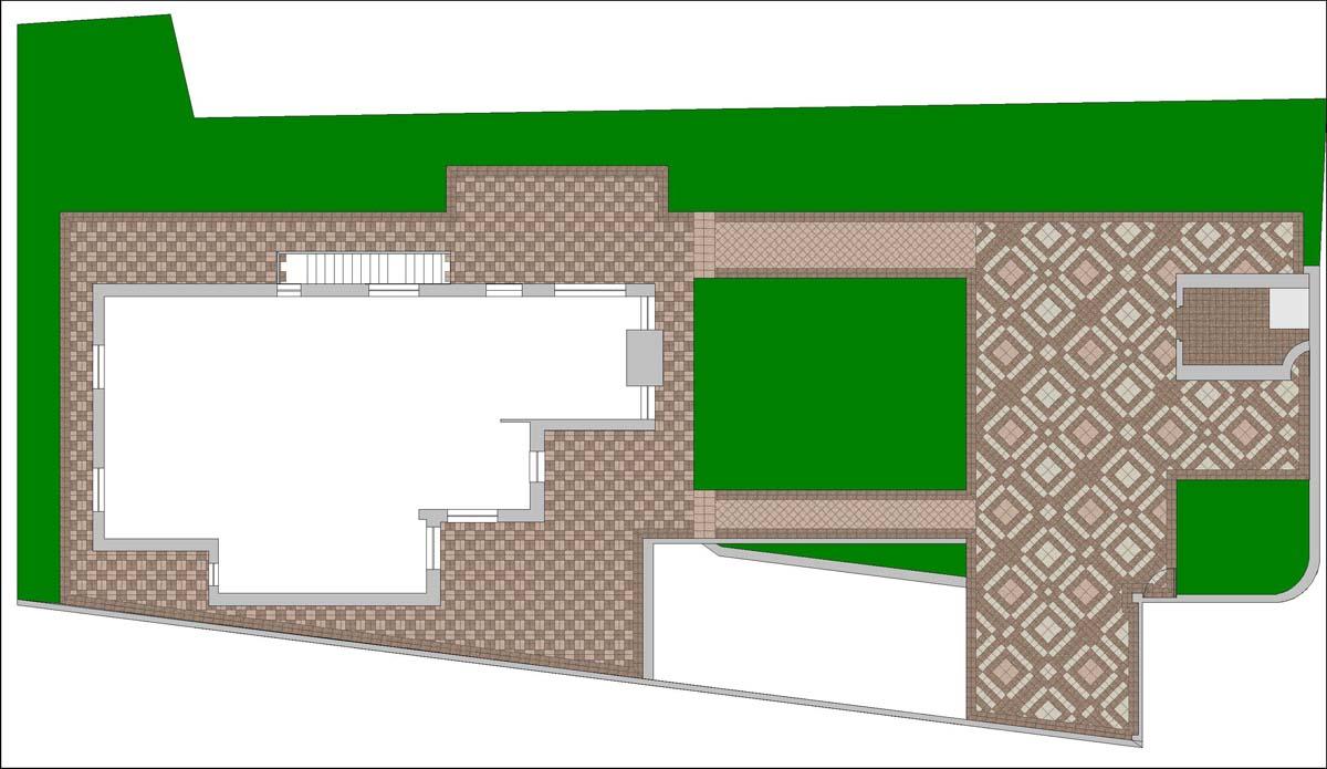 Area Esterna Casa Privata