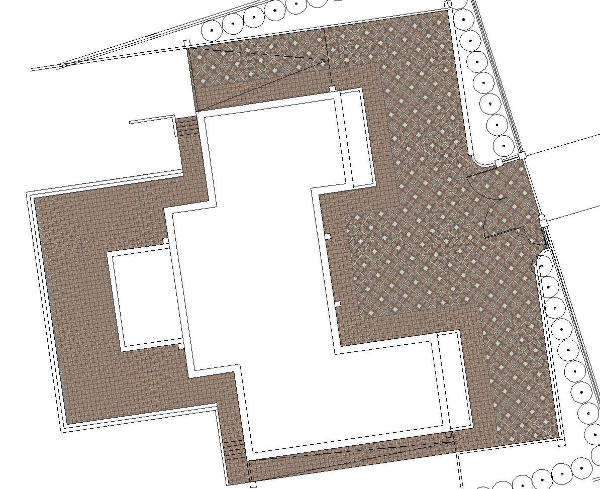Area Esterna Villa